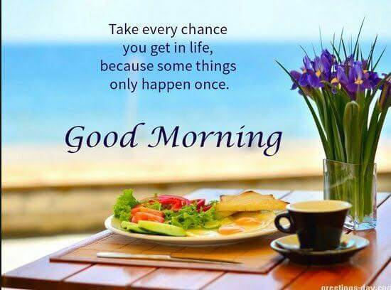 Good Morning with Quotes and Love