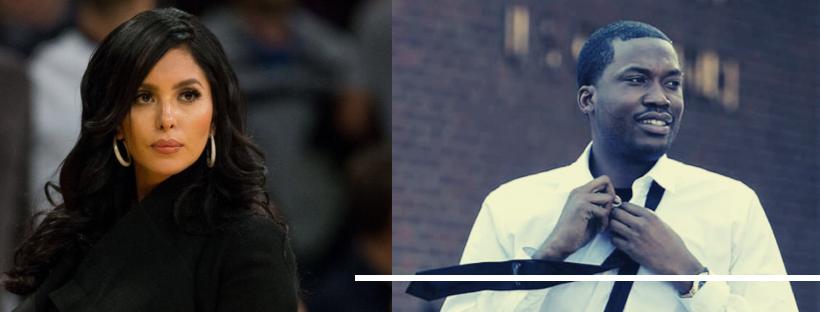 Vanessa Bryant Slams Meek Mill For His Lyrics About Kobe Bryant