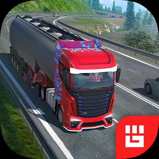Truck Simulator PRO Europe  v1.2APK +((MOD paid/money))