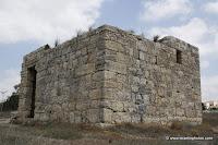 חורבת מזור - המאוזוליאום הרומי - גן לאומי