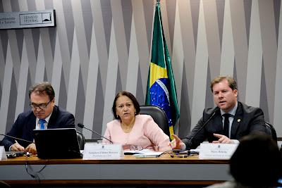 Resultado de imagem para A senadora Fátima Bezerra participará, a convite da Arquidiocese de Natal