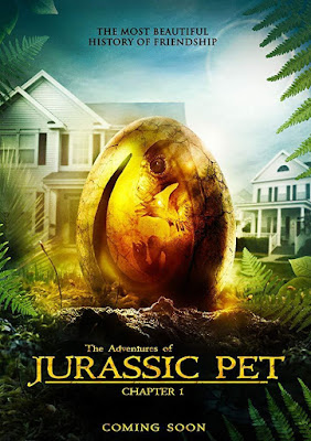 The Adventures Of Jurassic Pet Chapter 1 2019 DVD R1 NTSC Sub