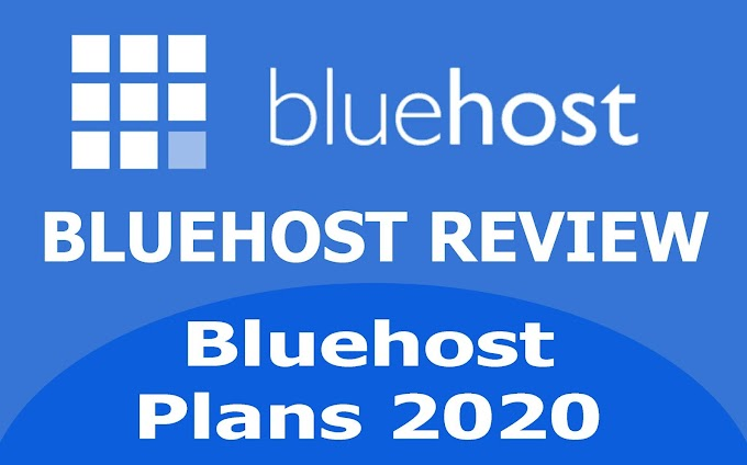 BLUEHOST REVIEW (June 2020) bluehost plans 2020