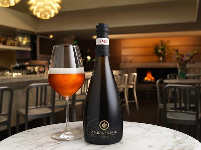 เบียร์ที่แพงที่สุดในโลก Crown Ambassador Reserve (0.12 เหรียญต่อมล.)