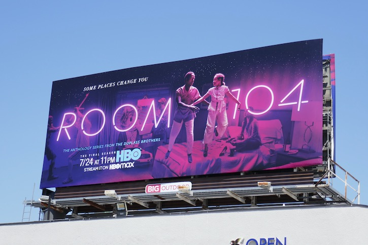 Room 104 final season billboard