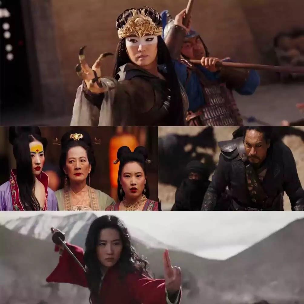Mulan Full HD Movie Watch Online