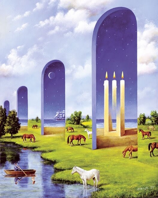 02-Layers-to-a-painting-Rafal-Olbinski-www-designstack-co