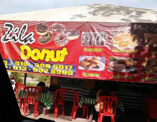 Zila donut temerloh