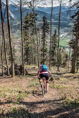 feuerköpfl inntal mtb kufstein wörgl mountainbike tour