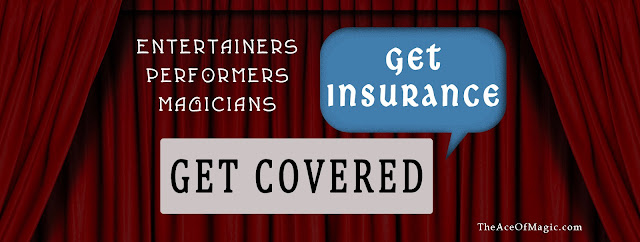 Magicians Performers and Entertainers Insurance