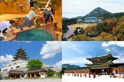 paket tour korea 2014