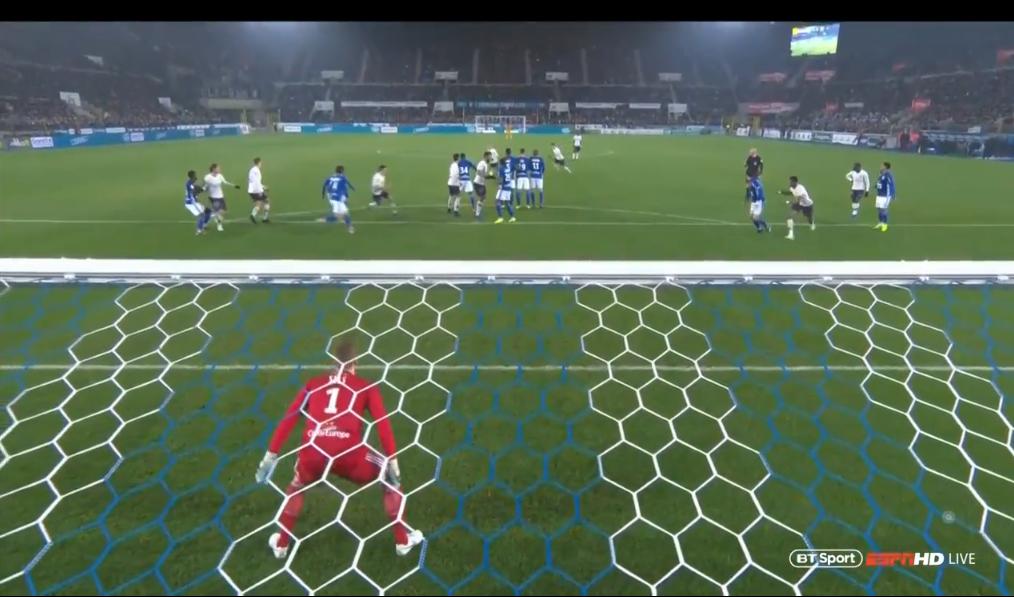 ملخص واهداف مباراة ستراسبورج وباريس سان جيرمان 1 - 1 الاربعاء  05-12-2018 الدوري الفرنسي