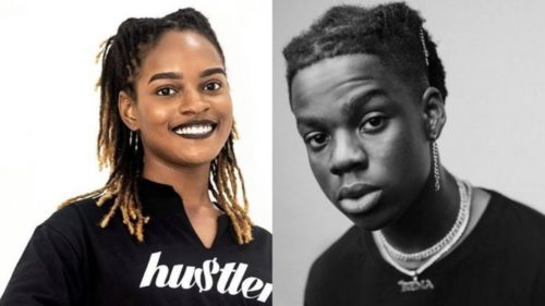 Jamaican Singer; Koffee Says She's In Love With Rema's Style Of Music