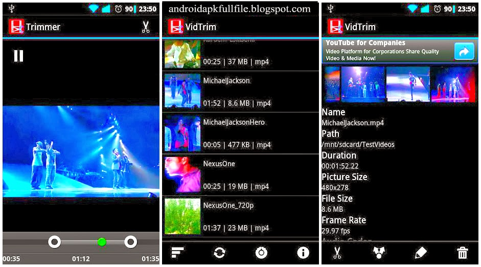 video editor for iphone videos on pc