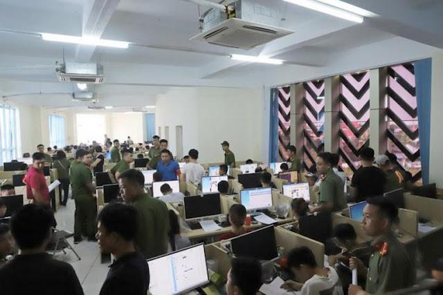 Hơn 380 người Trung Quốc tham gia đường dây đánh bạc 10.000 tỷ ở khu Our City Hải Phòng