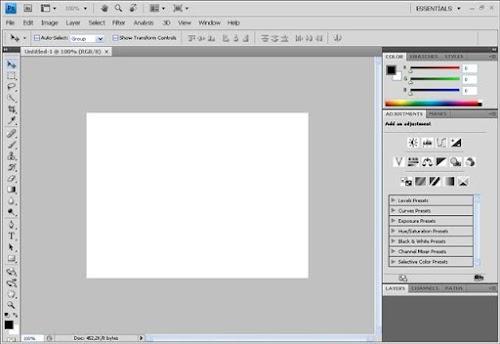 Download Adobe Photoshop CS4 Free