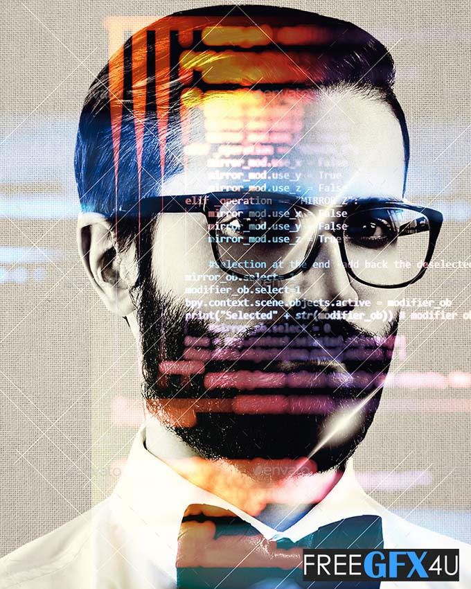 Graphicriver - ART Photo PSD Template Free Download