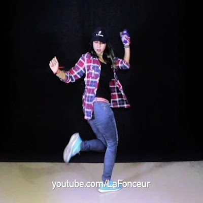 La Fonceur Mundiyaan hip Hop Dance