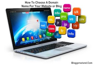 Blog Name Generators: How To Choose A Domain Name For A Website
