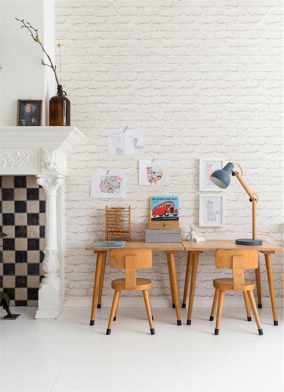 mesa y sillas de madera mini chicanddeco