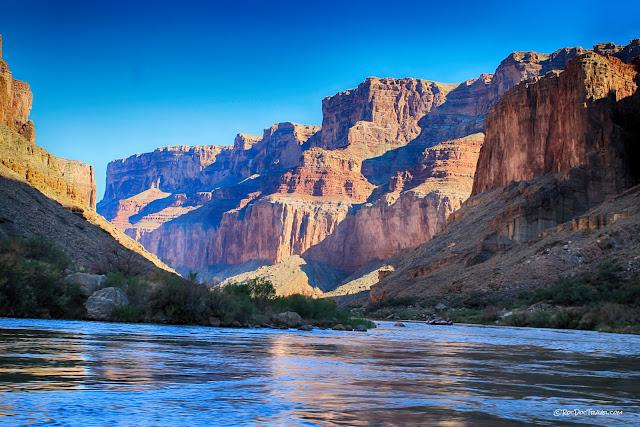 Grand Canyon National Park rafting trip geology expedition outdoors adventure bucket-list Arizona copyright RocDocTravel.com