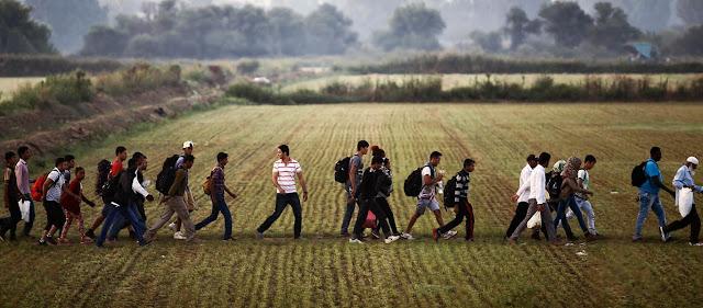 Έβρος: Τίποτε δεν σταματάει τους λαθρομετανάστες