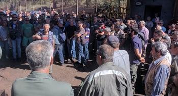 Απεργίες εναντίον των απολύσεων η ομόφωνη πρόταση του Σωματείου...