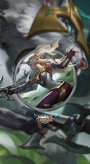 Irithel Silver Cyclone Heroes Marksman of Skins V3