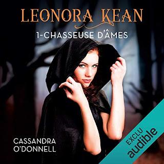 Couverture de l'audiobook Leonora Kean de Cassandra O'Donnell