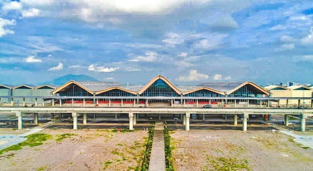 Clark International Airport is Nominated for Best in Architecture Design in 2021