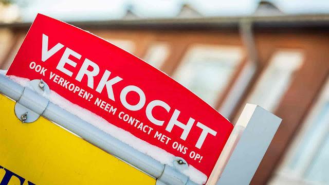 ارتفاع كبير في اسعار العقارات في هولندا