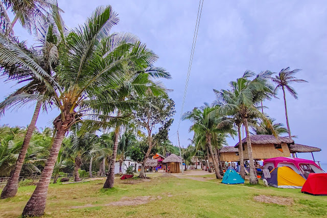 Calilayan Cove Park and Resort, Quezon Province