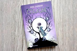 Lundi Librairie : Coraline - Neil Gaiman