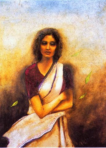 Anjolie Ela Menon | Leading Contemporary Female Artist Of India | 1940