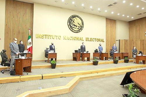 Condena INE todo tipo de violencia en el proceso electoral