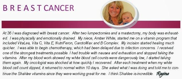 testimoni kanser payudara shaklee