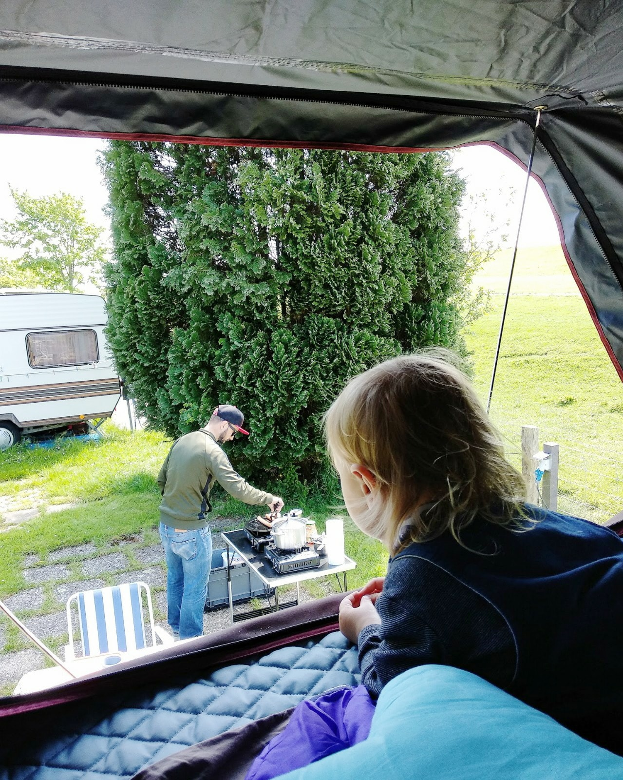 Auszeiten schaffen und mit dem Dachzelt unterwegs sein
