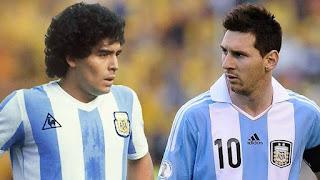 Messi's Ex coach reveals main difference between Leo and 'rebel' Maradona