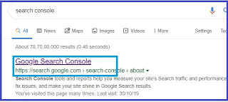 What is the use of google webmaster tool