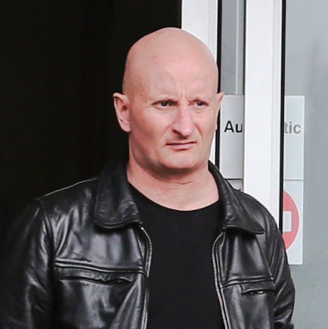 The alleged 'Brighton Cat Killer' Steve Bouquet on trial for 12 cat 'murders' by stabbing