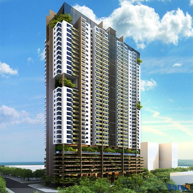 Phối cảnh dự án FLC Green Home