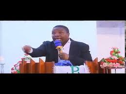 VIDEO ; Pastor Mgogo ; _ Ukumbuke mke wako sio mjinga kiivyo,,.