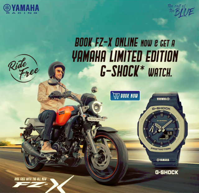 Free-Jam-G-Shock-Beli-Motorsikal-Yamaha-FZX-Di-India