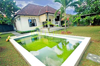 3 bedroom villa rental Canggu