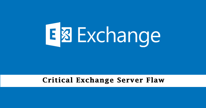 Exchange Server Vulnerabilities