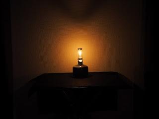 スノーピーク リトルランプ ノクターン 光量