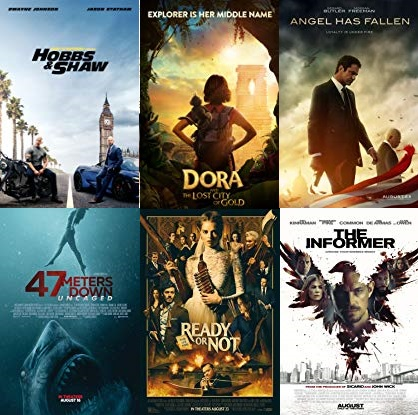 The MovieMaven: July 2019