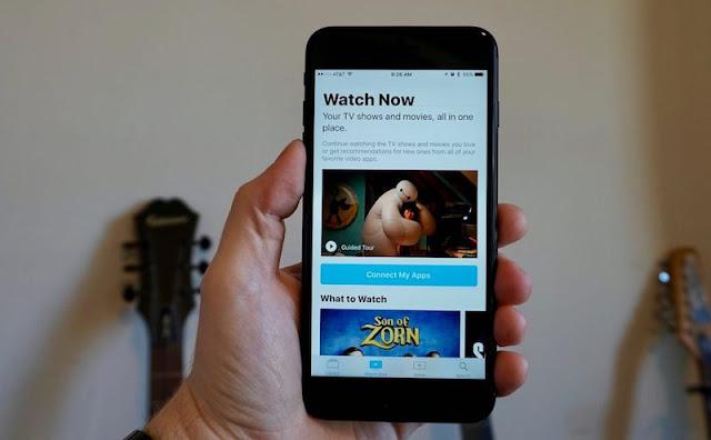 Yeni TV ve Video Uygulaması.