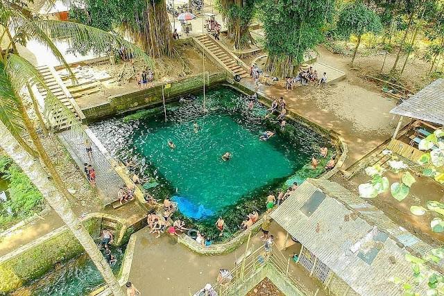 Tiket Masuk dan Lokasi Sumber Ember Blitar Jawa Timur