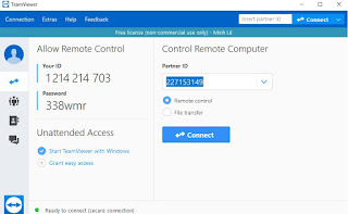 How to Reset ID TeamViewer 14